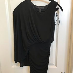 BCBG black goddess dress